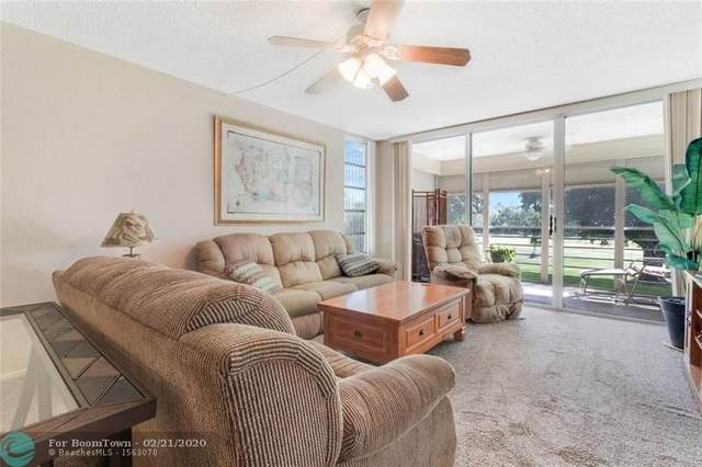 4040 W Palm Aire Dr #208, Pompano Beach, FL 33069 (MLS #F10218073) :: Green Realty Properties