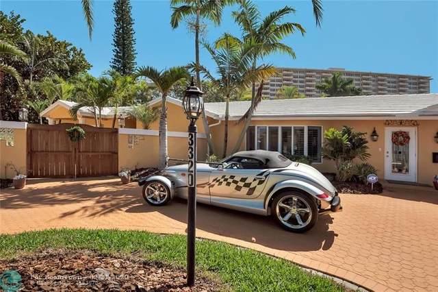 3320 NE 37TH ST, Fort Lauderdale, FL 33308 (MLS #F10218080) :: Berkshire Hathaway HomeServices EWM Realty