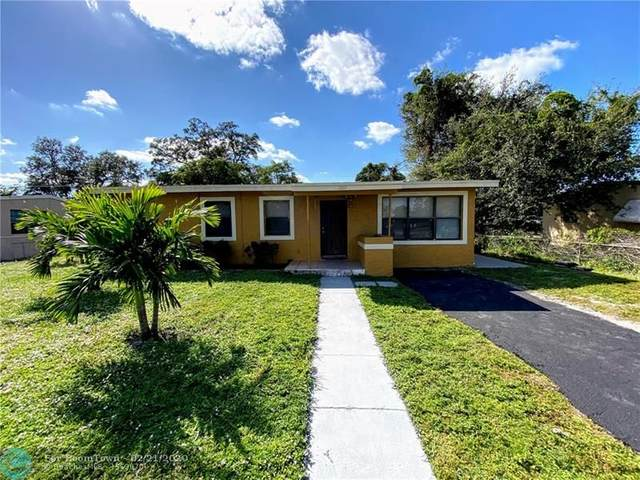 1117 NW 19th Ave, Fort Lauderdale, FL 33311 (MLS #F10218082) :: Green Realty Properties