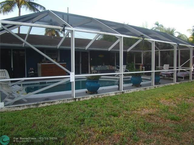 1851 NW 32nd St, Oakland Park, FL 33309 (MLS #F10218111) :: Castelli Real Estate Services