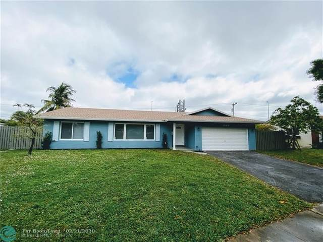 900 SW 52nd Ave, Plantation, FL 33317 (MLS #F10218125) :: THE BANNON GROUP at RE/MAX CONSULTANTS REALTY I