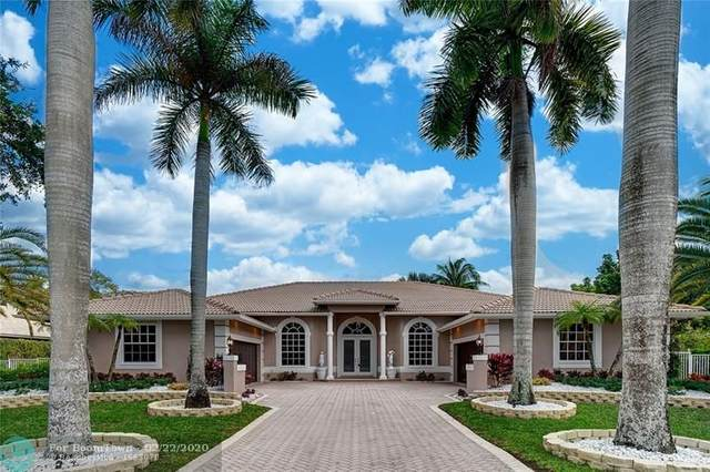 6650 NW 101st Ter, Parkland, FL 33076 (MLS #F10218134) :: United Realty Group