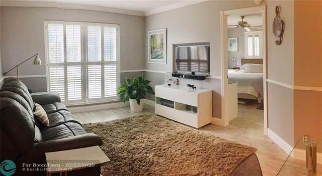 2216 N Cypress Bend Dr #410, Pompano Beach, FL 33069 (MLS #F10218201) :: Green Realty Properties