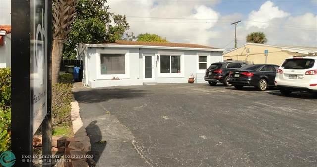 471 E Commercial Blvd, Oakland Park, FL 33334 (MLS #F10218202) :: Castelli Real Estate Services