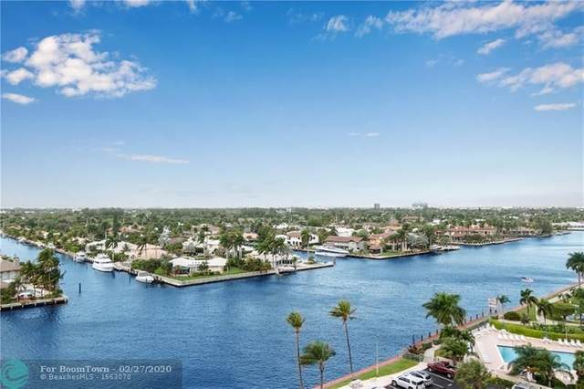 3233 NE 34th St #1003, Fort Lauderdale, FL 33308 (MLS #F10218255) :: Green Realty Properties