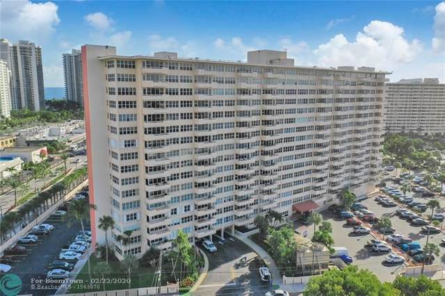 3300 NE 36th St #1603, Fort Lauderdale, FL 33308 (MLS #F10218258) :: Berkshire Hathaway HomeServices EWM Realty