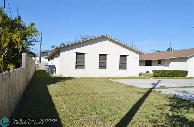5823-25-27-29 Lincoln St, Hollywood, FL 33021 (MLS #F10218264) :: Green Realty Properties