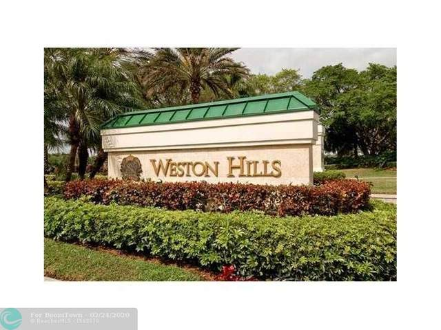 2538 Monterey Ct, Weston, FL 33327 (#F10218267) :: Real Estate Authority