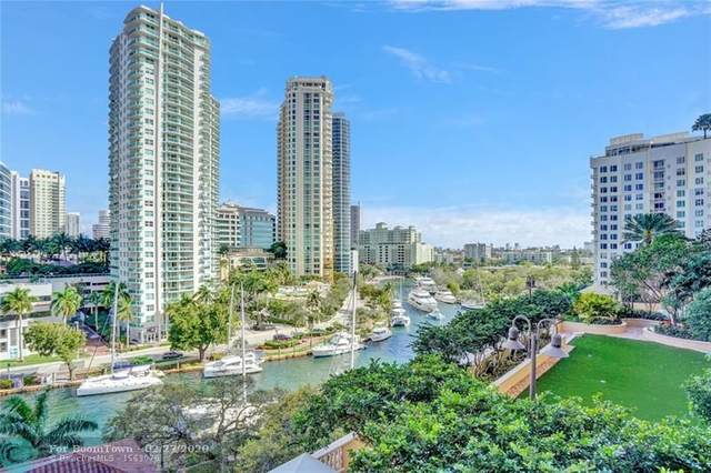 511 SE 5th Ave #818, Fort Lauderdale, FL 33301 (MLS #F10218286) :: Castelli Real Estate Services