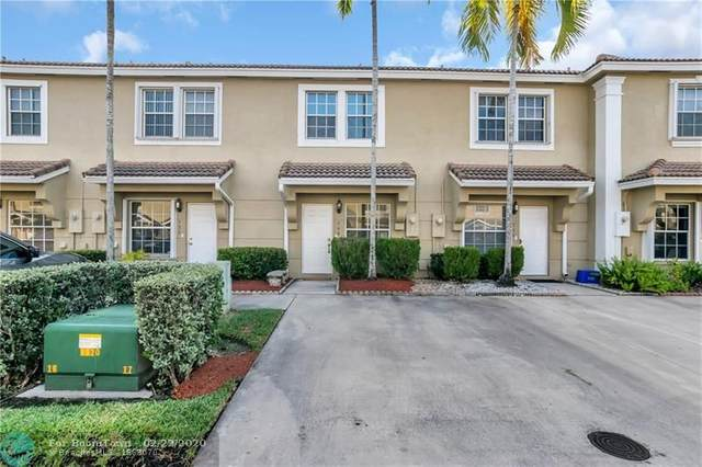 748 SW 122nd Ter #748, Pembroke Pines, FL 33025 (MLS #F10218302) :: THE BANNON GROUP at RE/MAX CONSULTANTS REALTY I