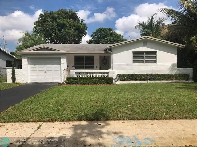 4017 Washington St, Hollywood, FL 33021 (MLS #F10218307) :: Green Realty Properties