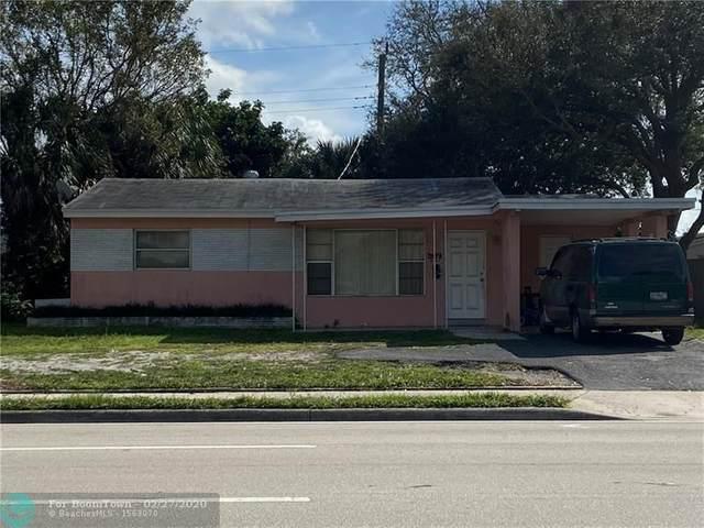5710 Sheridan St, Hollywood, FL 33021 (MLS #F10218328) :: Green Realty Properties