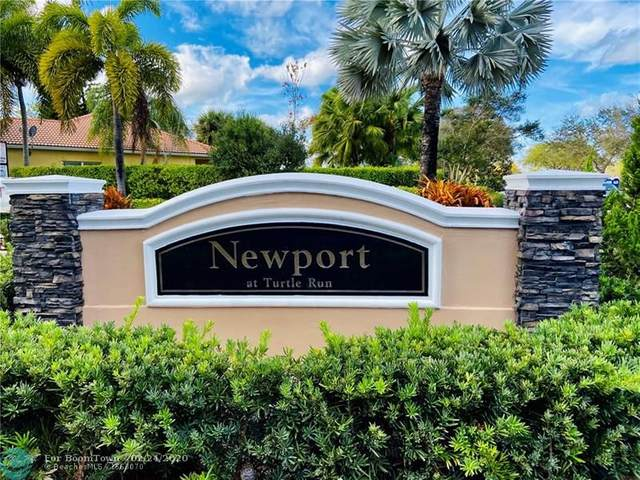 6115 NW 41st Dr, Coral Springs, FL 33067 (#F10218335) :: Real Estate Authority