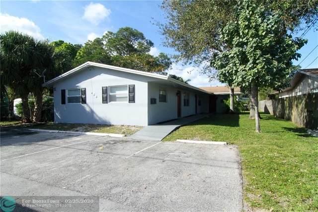 933 NE 38th St, Oakland Park, FL 33334 (MLS #F10218350) :: Castelli Real Estate Services