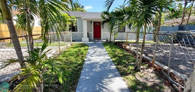 1408 NW 1st Ave, Fort Lauderdale, FL 33311 (MLS #F10218354) :: Green Realty Properties