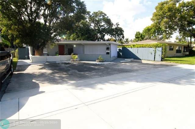 3361 NE 16th Ave, Oakland Park, FL 33334 (MLS #F10218365) :: Castelli Real Estate Services