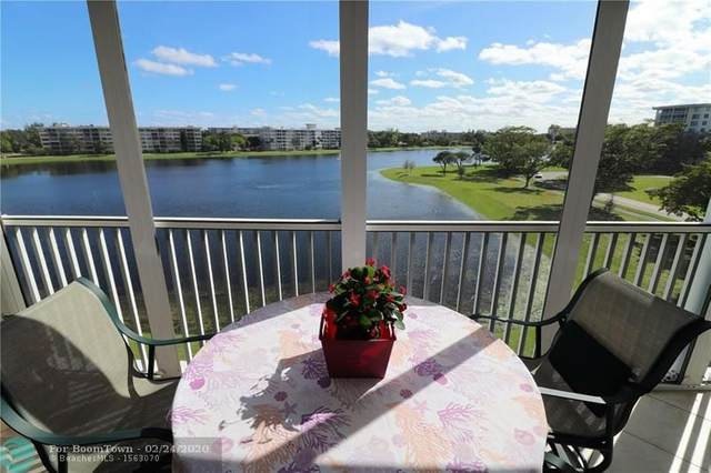2900 N Course Dr #501, Pompano Beach, FL 33069 (MLS #F10218380) :: Green Realty Properties
