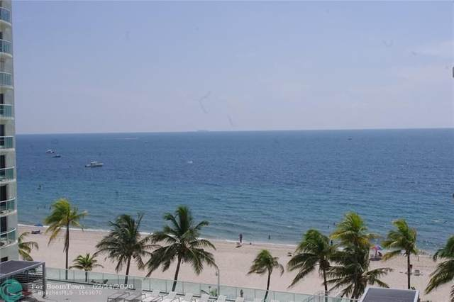 3400 Galt Ocean Dr 505S, Fort Lauderdale, FL 33308 (MLS #F10218386) :: THE BANNON GROUP at RE/MAX CONSULTANTS REALTY I