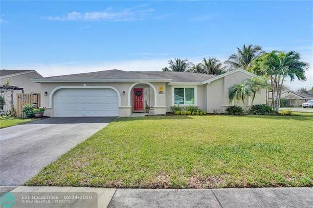 11594 SW 51 Street, Cooper City, FL 33330 (#F10218394) :: Real Estate Authority