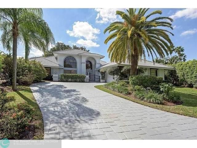 10262 Vestal Mnr, Coral Springs, FL 33071 (#F10218399) :: Real Estate Authority