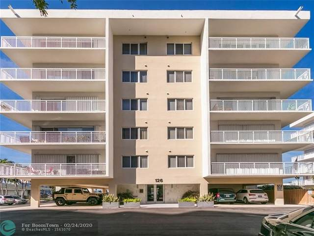 126 Golden Isles Dr 23A, Hallandale, FL 33009 (MLS #F10218407) :: Green Realty Properties
