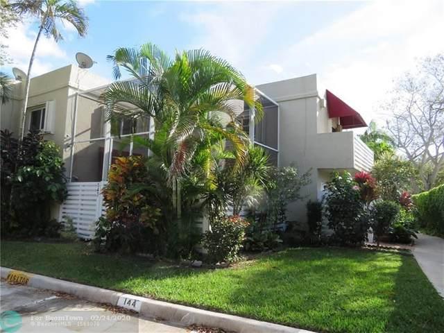 547 NW 98th Ave #547, Plantation, FL 33324 (MLS #F10218428) :: Berkshire Hathaway HomeServices EWM Realty