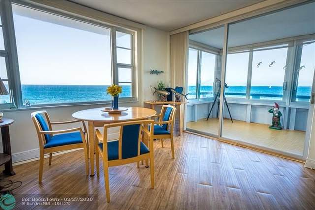 3600 Galt Ocean Dr 5A, Fort Lauderdale, FL 33308 (MLS #F10218456) :: The Howland Group