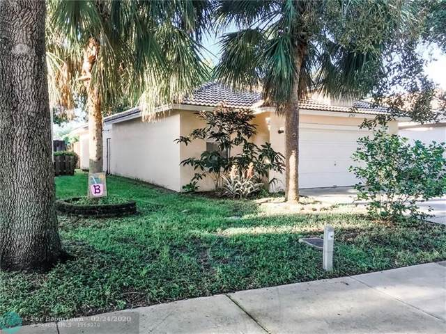 3793 NW 63rd Ct, Coconut Creek, FL 33073 (#F10218460) :: Realty100