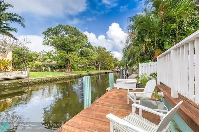 663 Ponce De Leon Dr #663, Fort Lauderdale, FL 33316 (MLS #F10218512) :: The Howland Group
