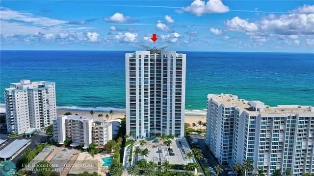 1600 S Ocean Blvd #401, Lauderdale By The Sea, FL 33062 (MLS #F10218573) :: Green Realty Properties