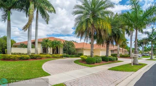 540 Coconut Cir, Weston, FL 33326 (#F10218576) :: Real Estate Authority