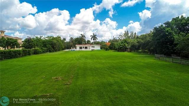 13310 Mustang Trl, Southwest Ranches, FL 33330 (#F10218577) :: Real Estate Authority