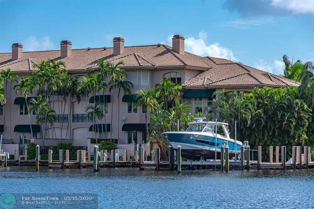 3 Hendricks Isle #3, Fort Lauderdale, FL 33301 (#F10218579) :: Real Estate Authority