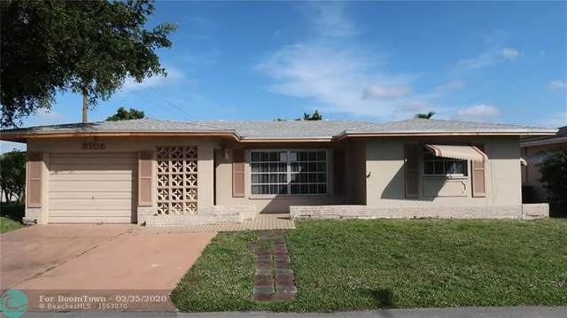 5105 NW 54TH CT, Tamarac, FL 33319 (MLS #F10218589) :: Best Florida Houses of RE/MAX