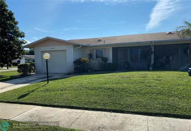 6048 Via Diana #6048, Delray Beach, FL 33484 (MLS #F10218606) :: Best Florida Houses of RE/MAX