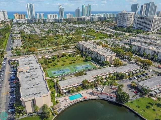 2101 Atlantic Shores Blvd #107, Hallandale, FL 33009 (MLS #F10218615) :: Green Realty Properties