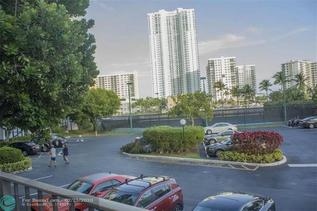 1000 Parkview Dr #226, Hallandale, FL 33009 (MLS #F10218639) :: Green Realty Properties