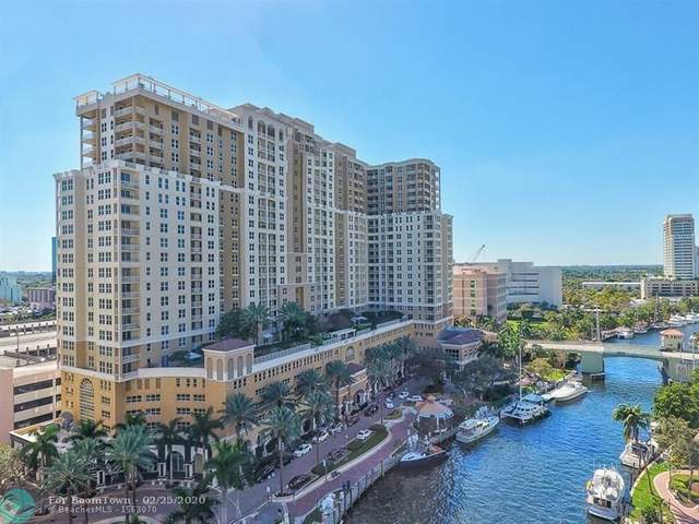 511 SE 5th Ave #906, Fort Lauderdale, FL 33301 (MLS #F10218641) :: Best Florida Houses of RE/MAX