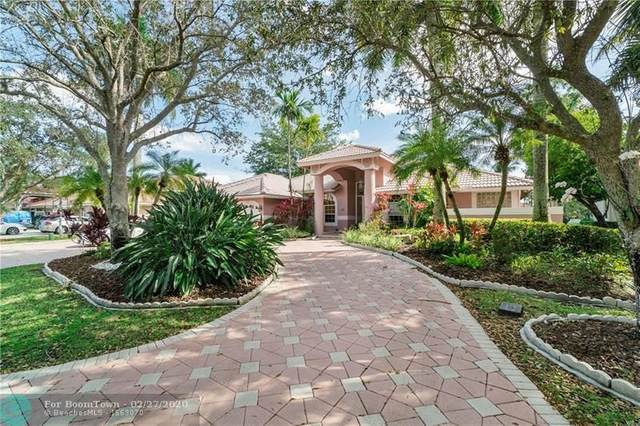 12160 NW 10th St, Coral Springs, FL 33071 (MLS #F10218668) :: Laurie Finkelstein Reader Team