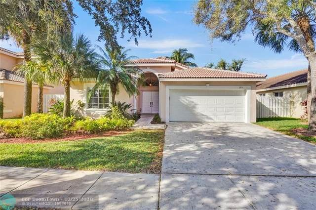 284 SW 180th Ave, Pembroke Pines, FL 33029 (MLS #F10218672) :: Green Realty Properties