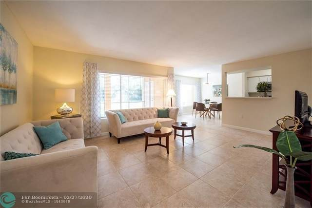 2301 NW 33rd St #105, Oakland Park, FL 33309 (MLS #F10218673) :: Elite Properties and Investments