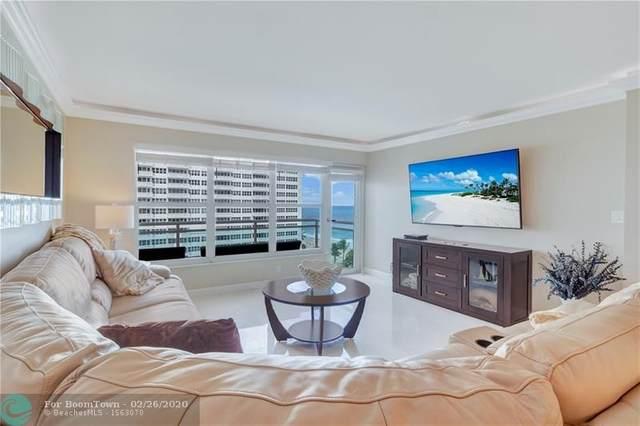 3900 Galt Ocean Dr #715, Fort Lauderdale, FL 33308 (MLS #F10218680) :: Green Realty Properties