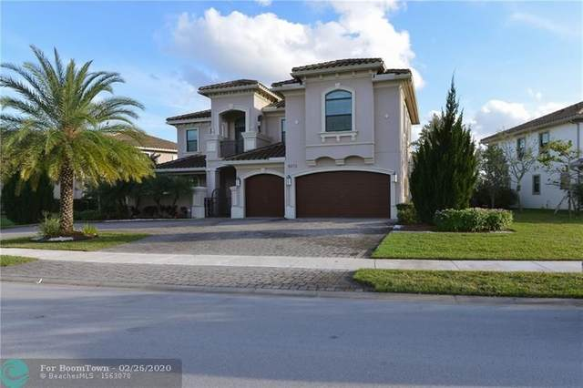 10172 Sweet Bay Mnr, Parkland, FL 33076 (MLS #F10218682) :: GK Realty Group LLC