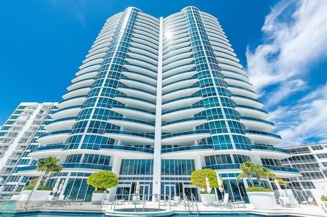1600 S Ocean Blvd #1704, Pompano Beach, FL 33062 (MLS #F10218693) :: Green Realty Properties