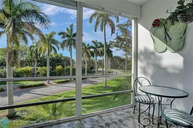 700 Layne Blvd #220, Hallandale, FL 33009 (MLS #F10218721) :: Green Realty Properties
