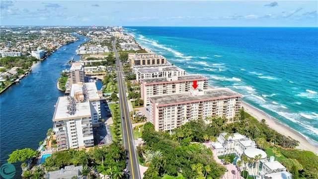 1147 Hillsboro Mile #809, Hillsboro Beach, FL 33062 (MLS #F10218726) :: Green Realty Properties