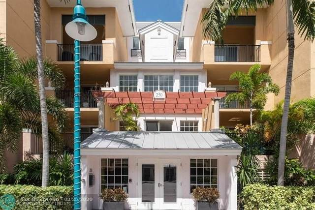 250 NE 3rd Ave #506, Delray Beach, FL 33444 (MLS #F10218738) :: Best Florida Houses of RE/MAX