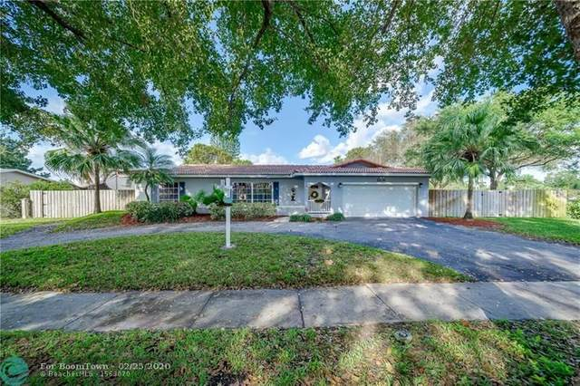 1201 SW 63rd Ave, Plantation, FL 33317 (MLS #F10218755) :: The Howland Group