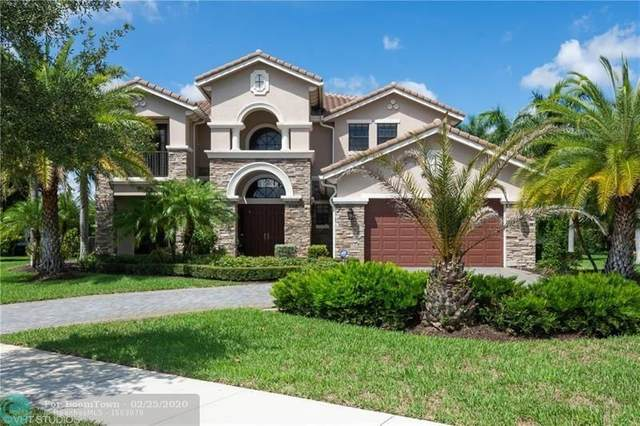 9920 Bay Leaf Ct, Parkland, FL 33076 (MLS #F10218758) :: Best Florida Houses of RE/MAX