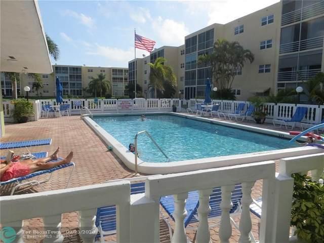 315 SE 11th Ter #402, Dania Beach, FL 33004 (#F10218770) :: Posh Properties